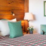 Hotel Sonnenalp - Suite, Detailaufnahme Kissen