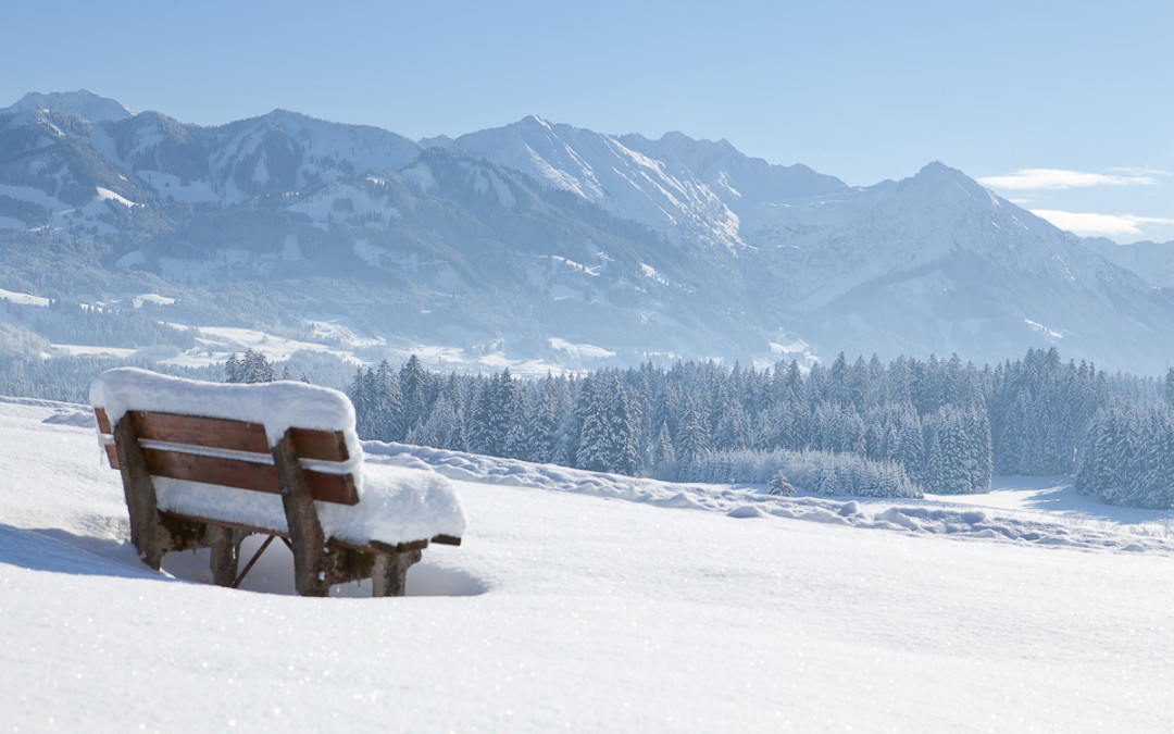 Winterzauber im Allgäu