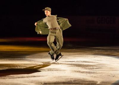Joti Polizoakis - Musical on Ice 2 in Oberstdorf