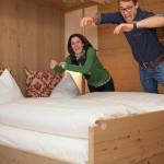 Hotel Oberstdorf - mit Sprung in die Betten