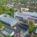 Luftbildaufnahme Voith Turbo GmbH - Sonthofen