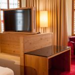Goldener Adler - Zimmer mit schwenkbarem Fernseher