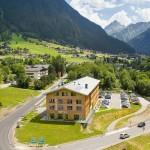 Hochstativ-Fotografie - Das Explorer Hotel in Montafon