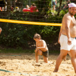 Mountain Beach - Gaschurn - Volleyball spielen
