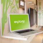 Explorer Hotel Neuschwanstein - Doppelzimmer mit Wlan