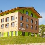 Frontansicht - Explorer Hotel Nesselwang