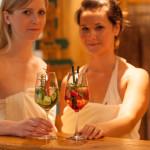 Hotel Oberstdorf - Wellness mit kühlen Drinks