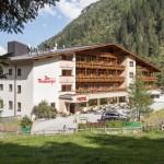 Hotel Der Rindererhof - Aussenaufnahme im Sommer