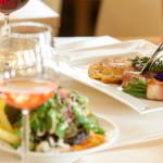 Mittagessen im Hotel Mohren