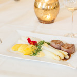 Spargel und Filet - Foodfotografie