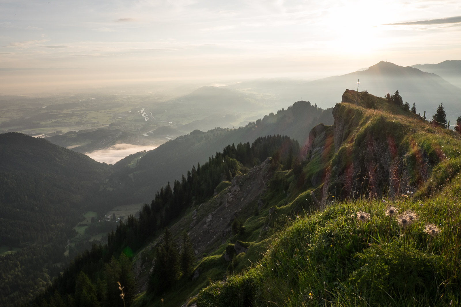 Himmelsstürmer – Dem Himmel entgegen auf den Allgäuer Gipfelwelten