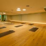 Hotel Allgäu Sonne - Yoga Fitness Raum