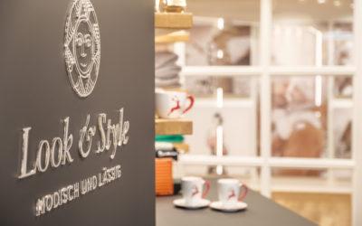 Exklusive Shopping-Welt – Sonnenalp